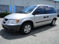 Used Orange County 2002 Dodge Caravan Minivan