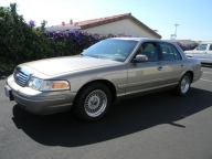 Used Orange County 2002 Ford Crown Victoria