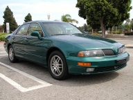 Used Orange County 2002 MITSUBISHI DIAMANTE LS