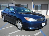 Used Orange County 2002 Toyota Camry LE