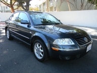 Used Orange County 2002 Volkswagen Passat GLX
