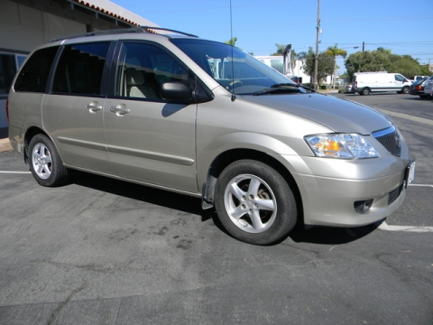 Find A Cheap Used 2003 Mazda Mpv In Orange County At Bass