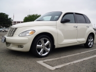 Used Orange County 2004 Chrysler PT Cruiser GT Turbo