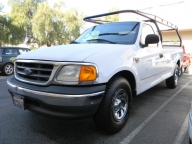 Used Orange County 2004 Ford F150 Long Bed Pickup Truck