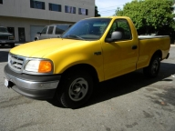 Used Orange County 2004 Ford F150 Pickup Truck