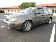 Used Orange County 2004 Ford Focus Stationwagon ZTW