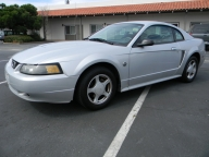 Used Orange County 2004 Ford Mustang Coupe