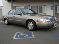 Used Orange County 2004 Mercury Grand Marquis LS Premier