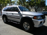 Used Orange County 2004 Mitsubishi Montero 4x4