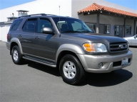 Used Orange County 2004 Toyota Sequoia SR5  - 8 Passenger