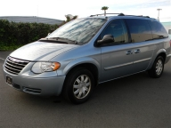 Used Orange County 2005 Chrysler Town & Country Touring