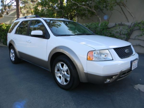 Find A Cheap Used 2005 Ford Freestyle Sel Sport Utility In