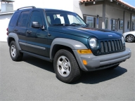 Used Orange County 2005 Jeep Liberty