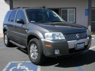 Used Orange County 2005 Mercury Mariner Premier