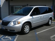 Used Orange County 2005 Chrysler Town & Country