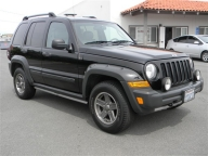 Used Orange County 2006 Jeep Liberty Renegade