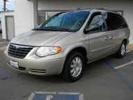 Used Orange County 2006 Chrysler Town & Country Touring Minivan