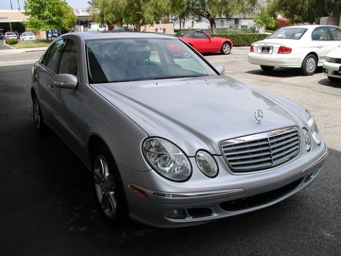 Find a cheap used 2006 mercedes benz e350 in orange county for Buy cheap mercedes benz
