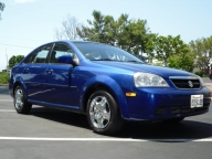 Used Orange County 2006 Suzuki Forenza