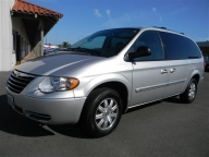 Used Orange County 2006 Chrysler Town & Country Touring Stow n Go 7 Passenger