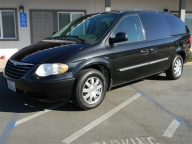 Used Orange County 2007 Chrysler Town & Country Touring Stow n Go