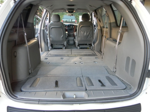 find a cheap used 2007 chrysler town and country minivan stow n go seating in orange county at. Black Bedroom Furniture Sets. Home Design Ideas