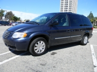 Used Orange County 2007 Chrysler Town & Country Touring