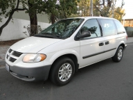 Used Orange County 2007 Dodge Caravan SE Minivan