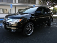Used Orange County 2007 Ford Edge SEL Plus