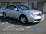 Used Orange County 2008 Nissan Altima Hybrid
