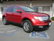Used Orange County 2008 Ford Edge SEL