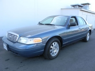 Used Orange County 2008 Ford Crown Victoria LX
