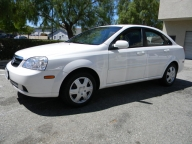 Used Orange County 2008 Suzuki forenza