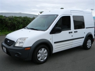 Used Orange County 2010 Ford Transit Connect with Rear Seat