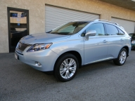 Used Orange County 2010 Lexus RX450h