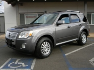 Used Orange County 2010 Mercury Mariner Premier