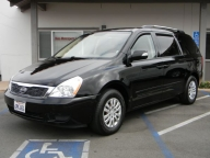 Used Orange County 2012 Kia Sedona