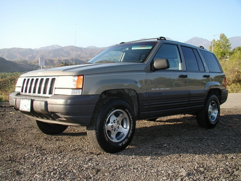 find a cheap used 1996 jeep grand cherokee laredo in. Black Bedroom Furniture Sets. Home Design Ideas