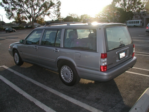 Find a Cheap Used 1996 VOLVO 960 WAGON in Orange County at Bass Motorsports