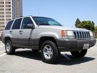 Used Orange County 1997 Jeep Grand Cherokee Laredo