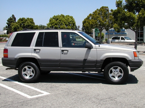 Find A Cheap Used 1997 Jeep Grand Cherokee Laredo In Orange County At Bass  Motorsports